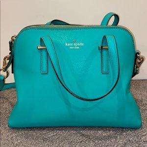 Kate Spade New York Handbag in Robbins Egg Blue